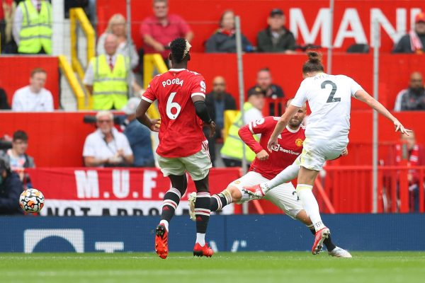 Danny Murphy has yet to trust Manchester United's defense