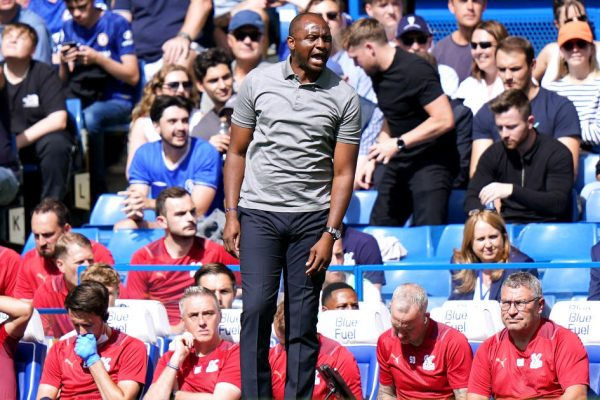 Patrick Vieira has hailed Chelsea as one to win the Premier League.
