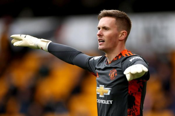 Dean Henderson is infected COVID-19.